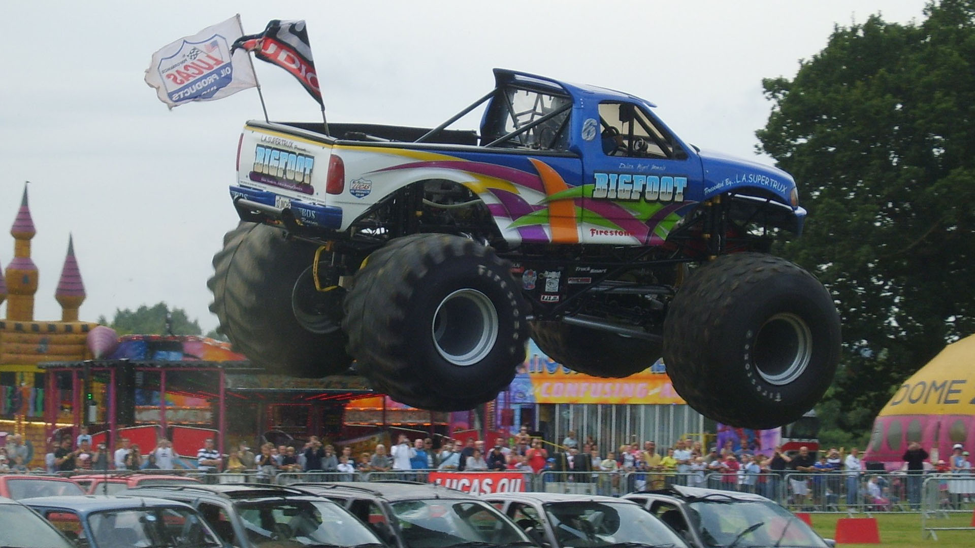 Lots and Lots of Monster Trucks - The Biggest and Baddest! on Amazon Prime Video UK