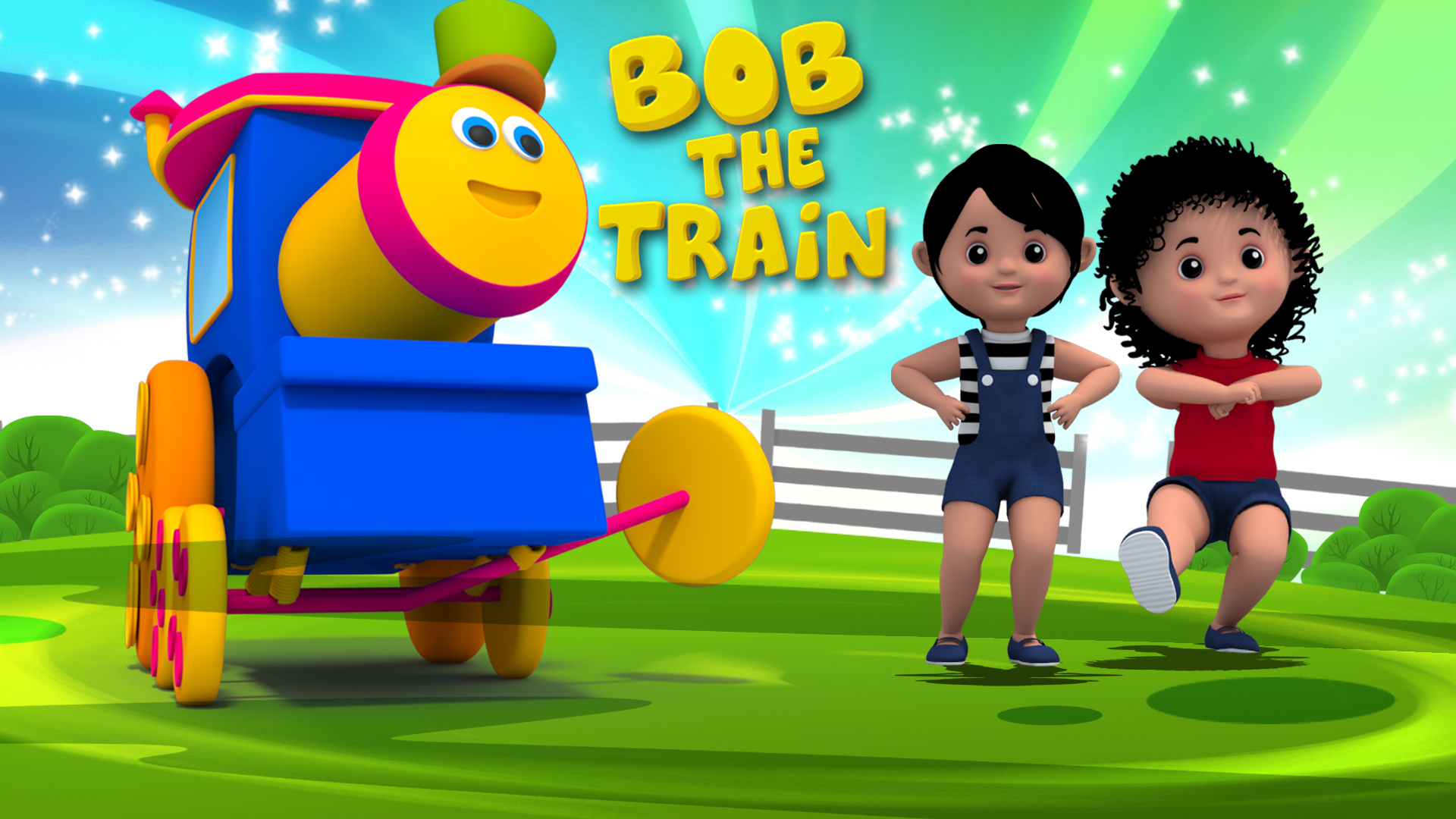Bob The Train - Season 3
