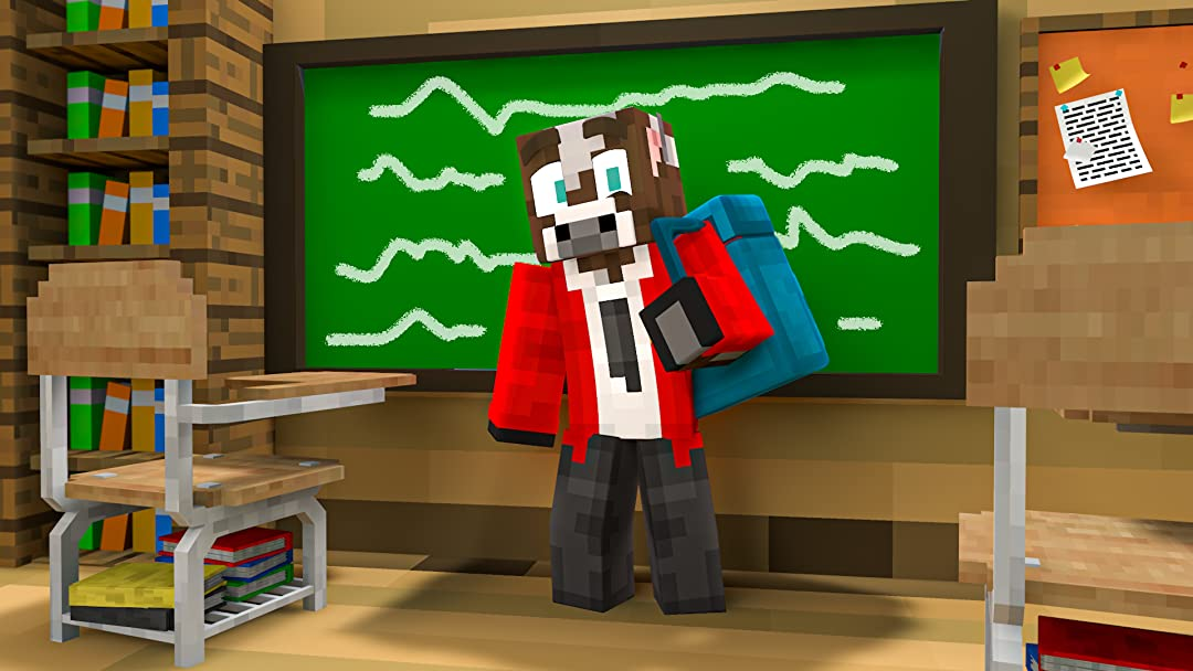 Cow's Minecraft School Adventures - Season 1