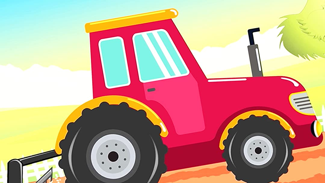 Cartoon Cars & Trucks Formation on Amazon Prime Instant Video UK