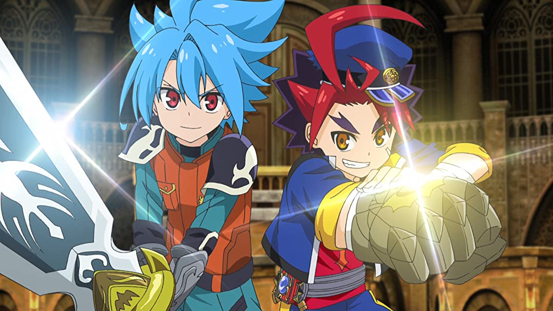 Future Card BuddyFight on Amazon Prime Video UK