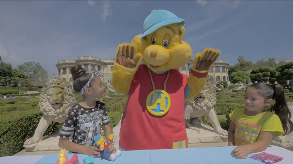 Hip Hop Harry Toy Review on Amazon Prime Instant Video UK