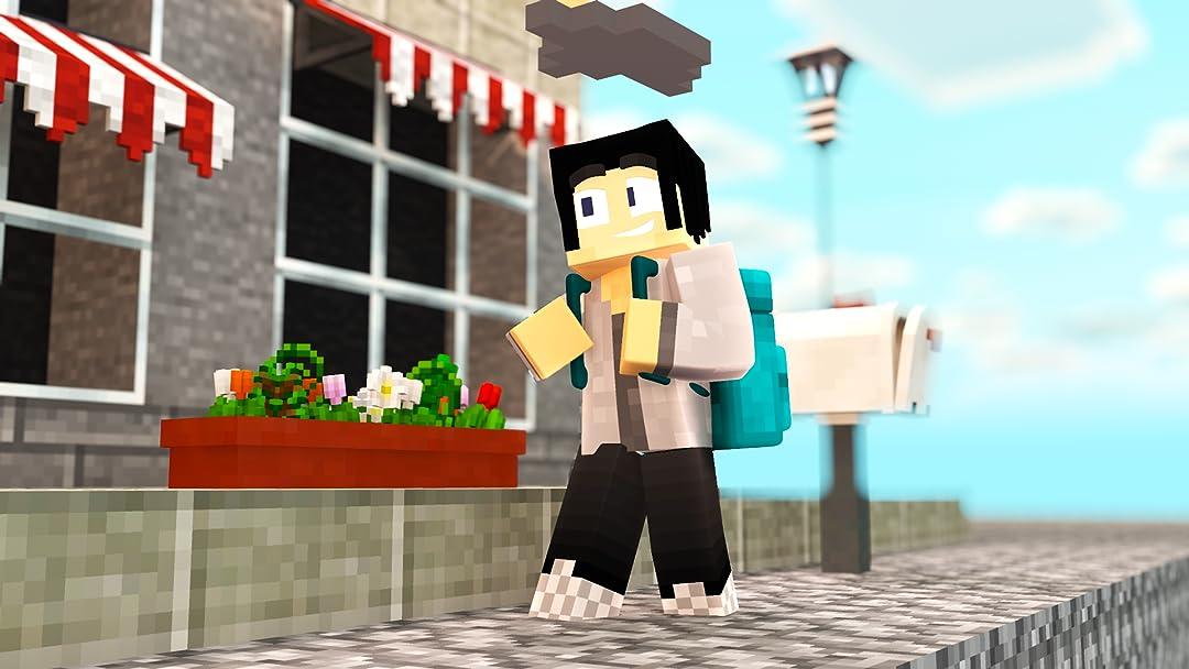 Clip: Serene School (Minecraft Roleplay) on Amazon Prime Video UK
