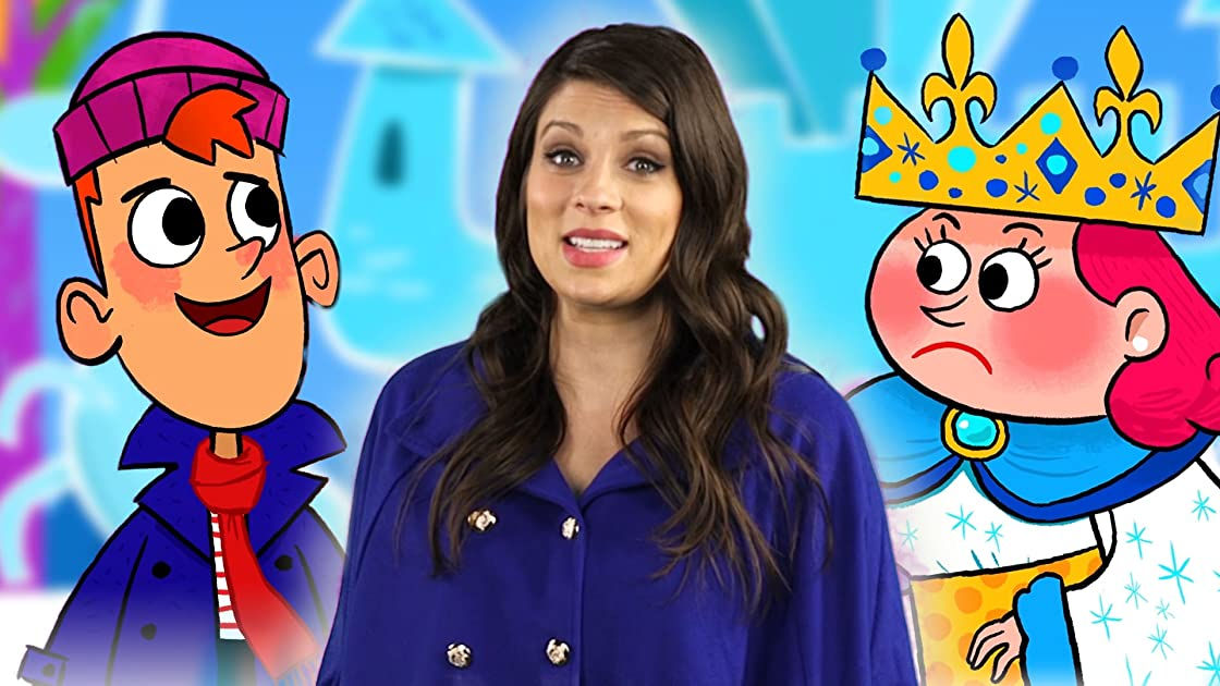 The Snow Queen: Story Time with Ms. Booksy - Cool School on Amazon Prime Video UK