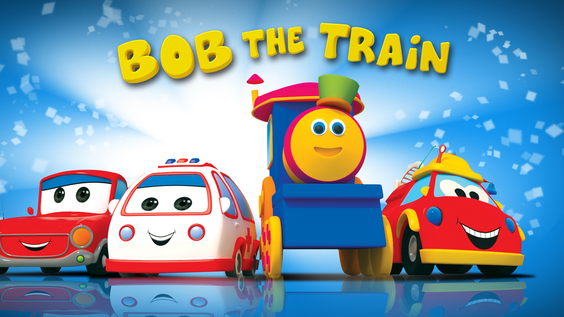 Bob The Train - Season 4