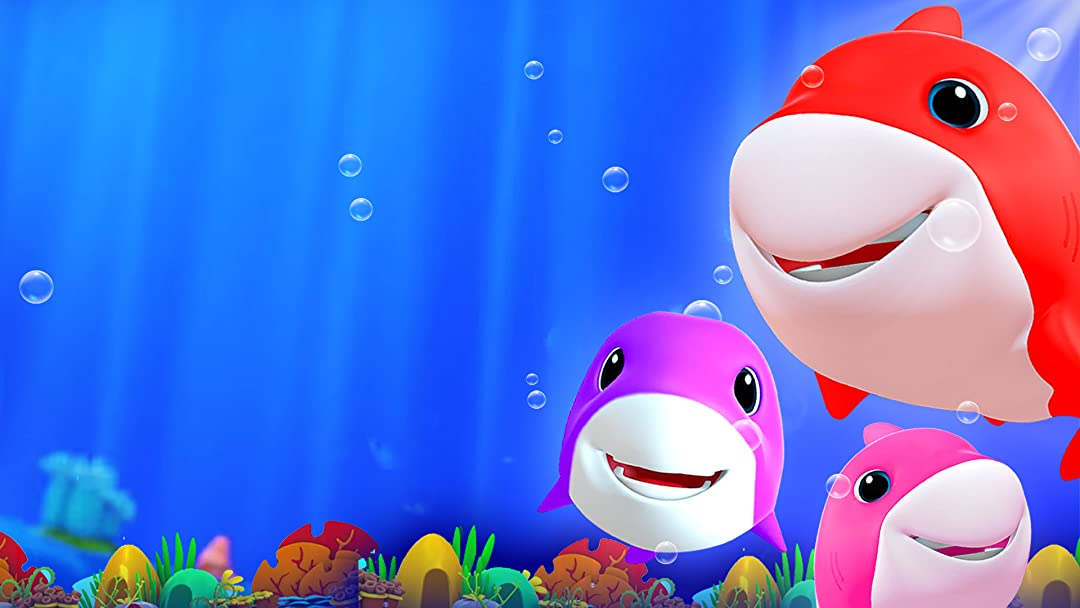 Laughing Baby Shark and Many More Nursery Rhymes - Junior Squad on Amazon Prime Instant Video UK
