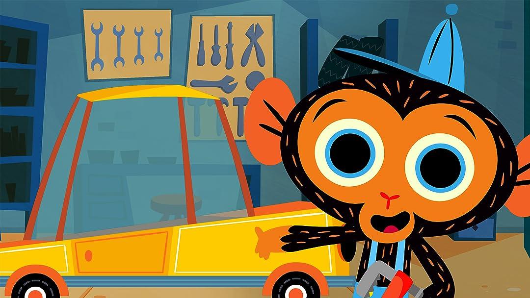Mr. Monkey, Monkey Mechanic - Season 1 on Amazon Prime Video UK