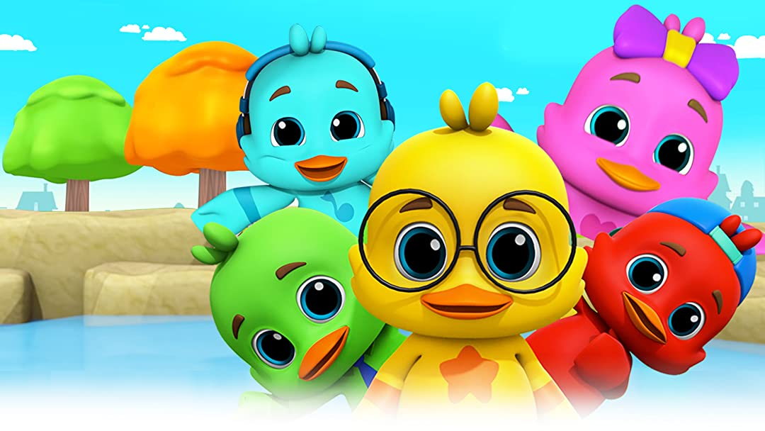 Five Little Ducks Nursery Rhymes & Kids Songs - Boom Buddies on Amazon Prime Instant Video UK