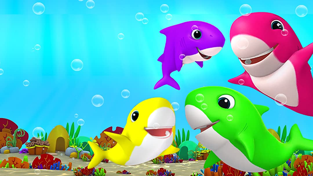 Baby Shark Plus More Kids Songs by Boom Buddies