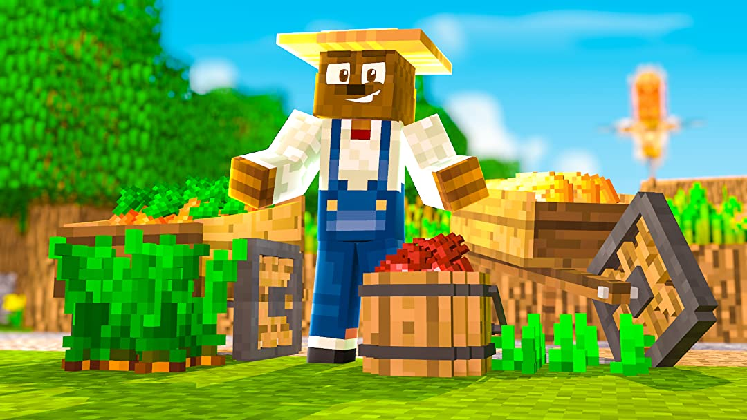 Clip: Bacca's Farmyard Pals! (Minecraft Roleplay) on Amazon Prime Video UK