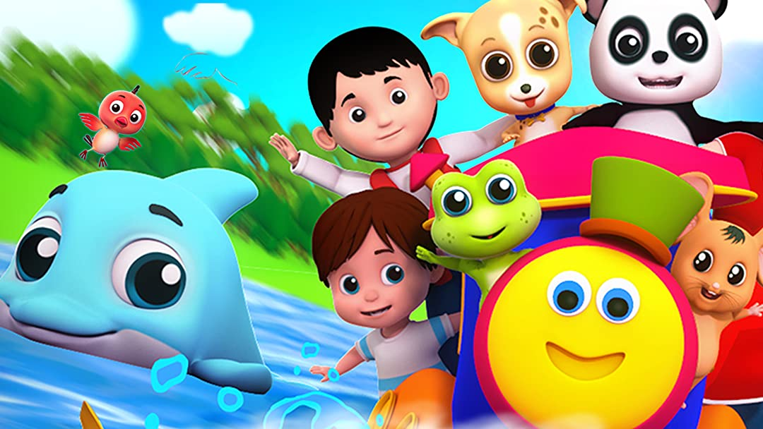 Top 50 Nursery Rhymes Collection - Kids TV on Amazon Prime Instant Video UK