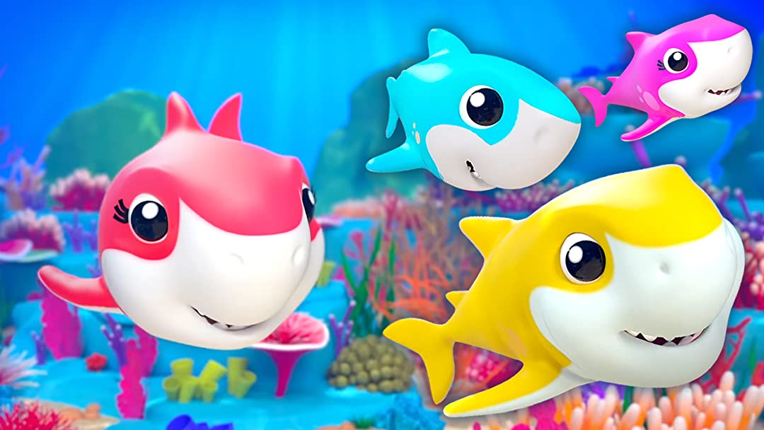 Baby Shark + More Baby Songs - Farmees
