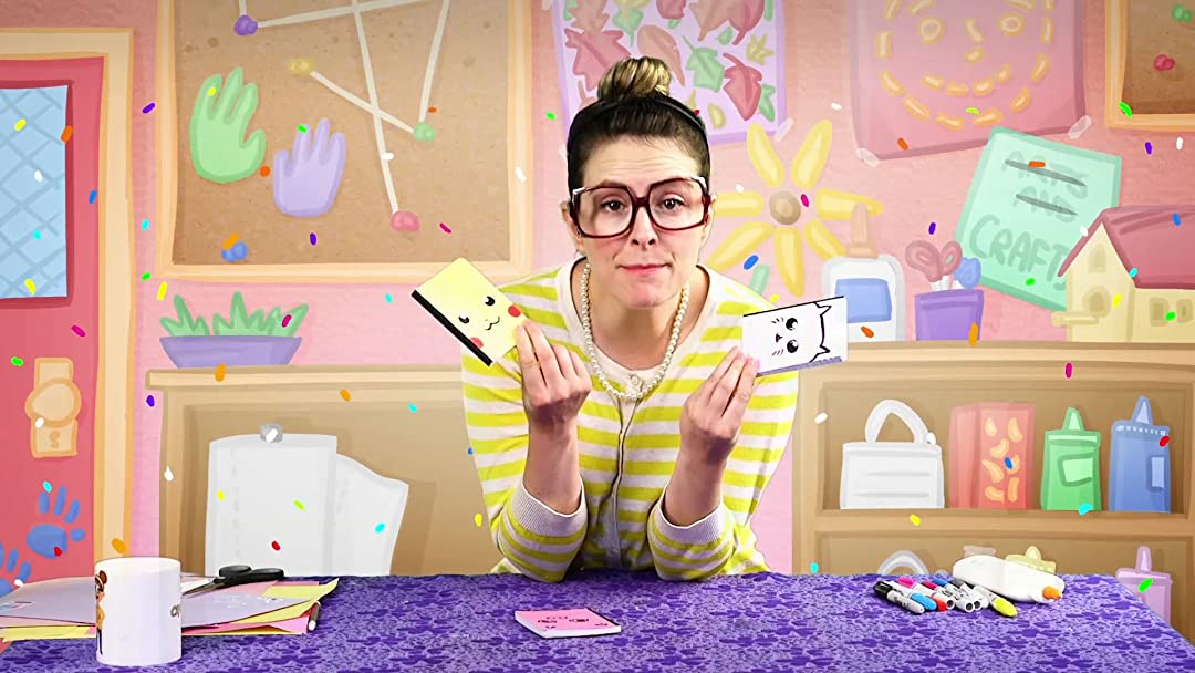Crafty Carol - Make & Do - Cool School on Amazon Prime Instant Video UK