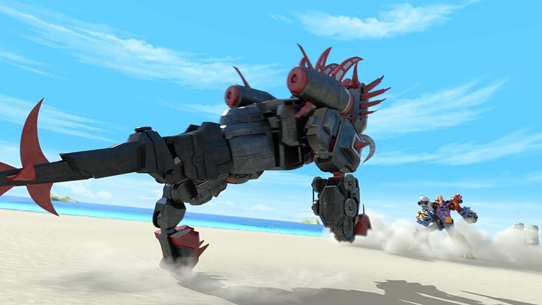 DinoCore on Amazon Prime Video UK