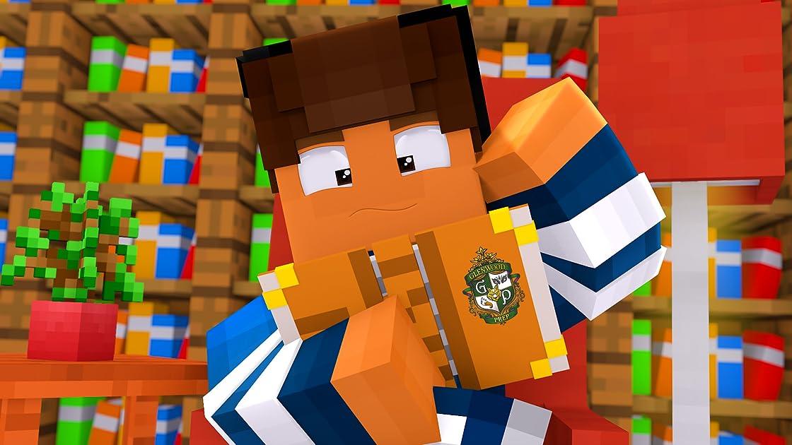 Clip: Glenwood Prep: Minecraft School Roleplay - Season 2