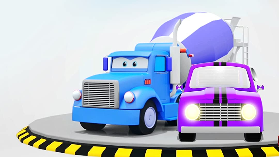Learn Colors with Street Vehicles & Trucks on Amazon Prime Instant Video UK