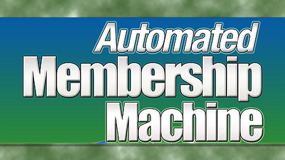 Automated Membership Machine - Season 1