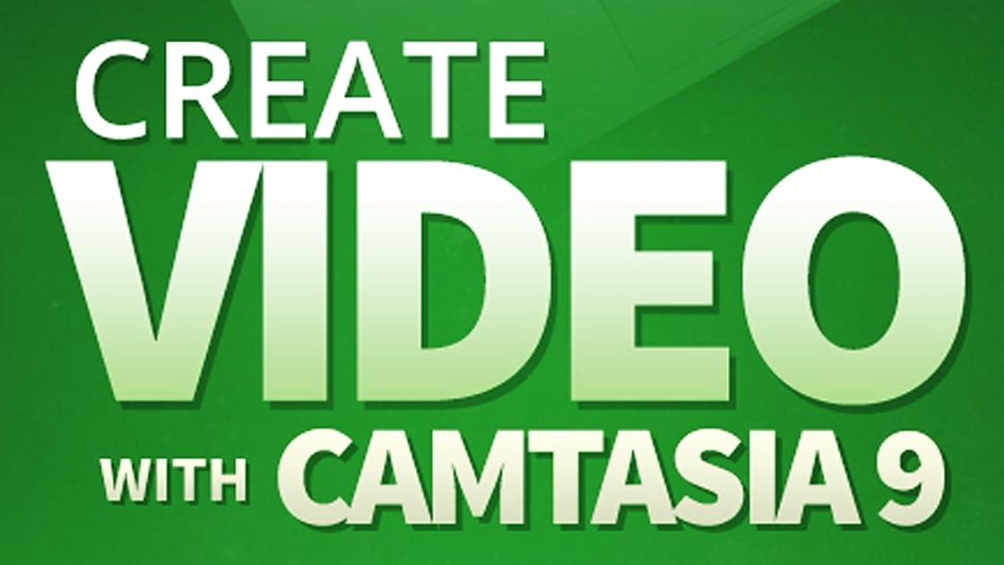 Create Video With Camtasia 9 - Season 1
