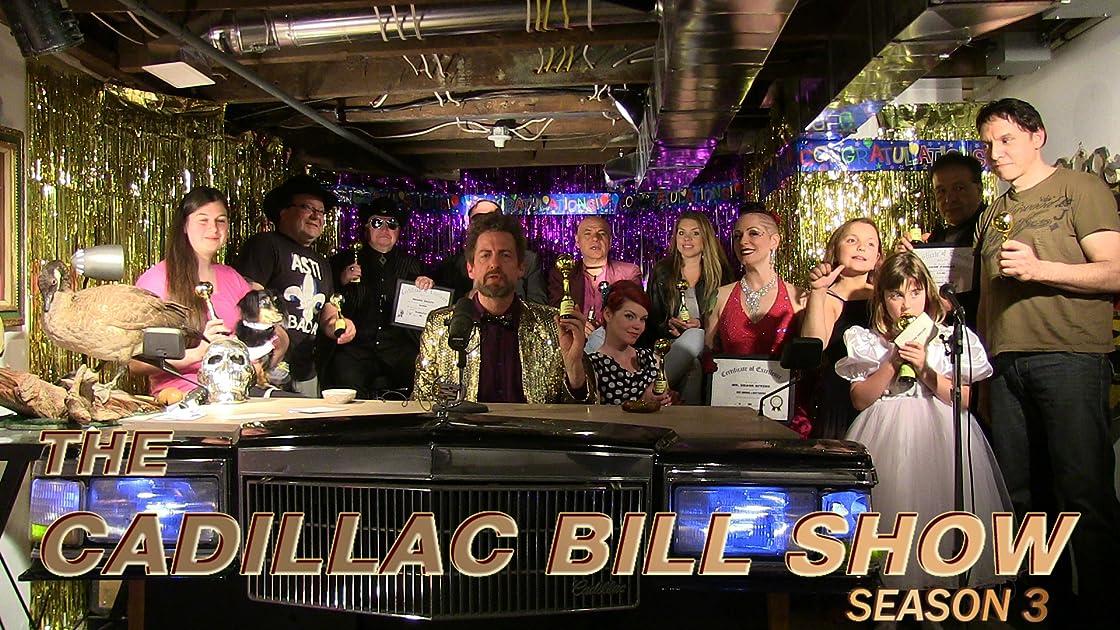 The Cadillac Bill Show (3rd Season)