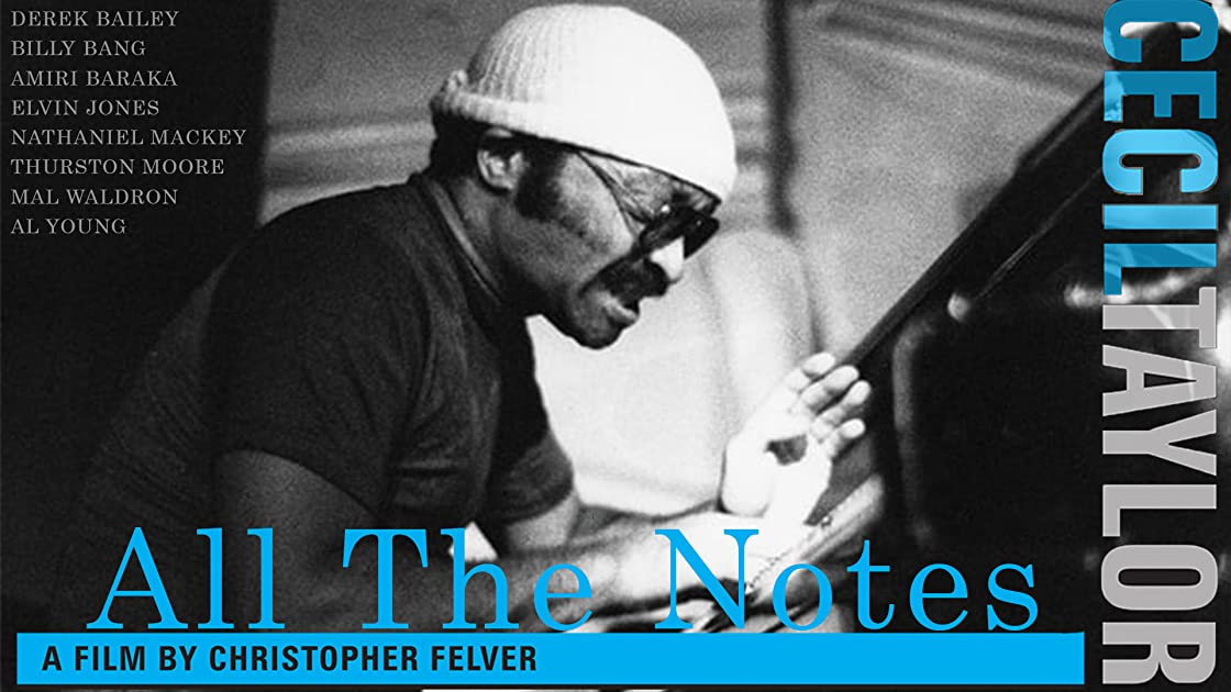 All The Notes - Cecil Taylor
