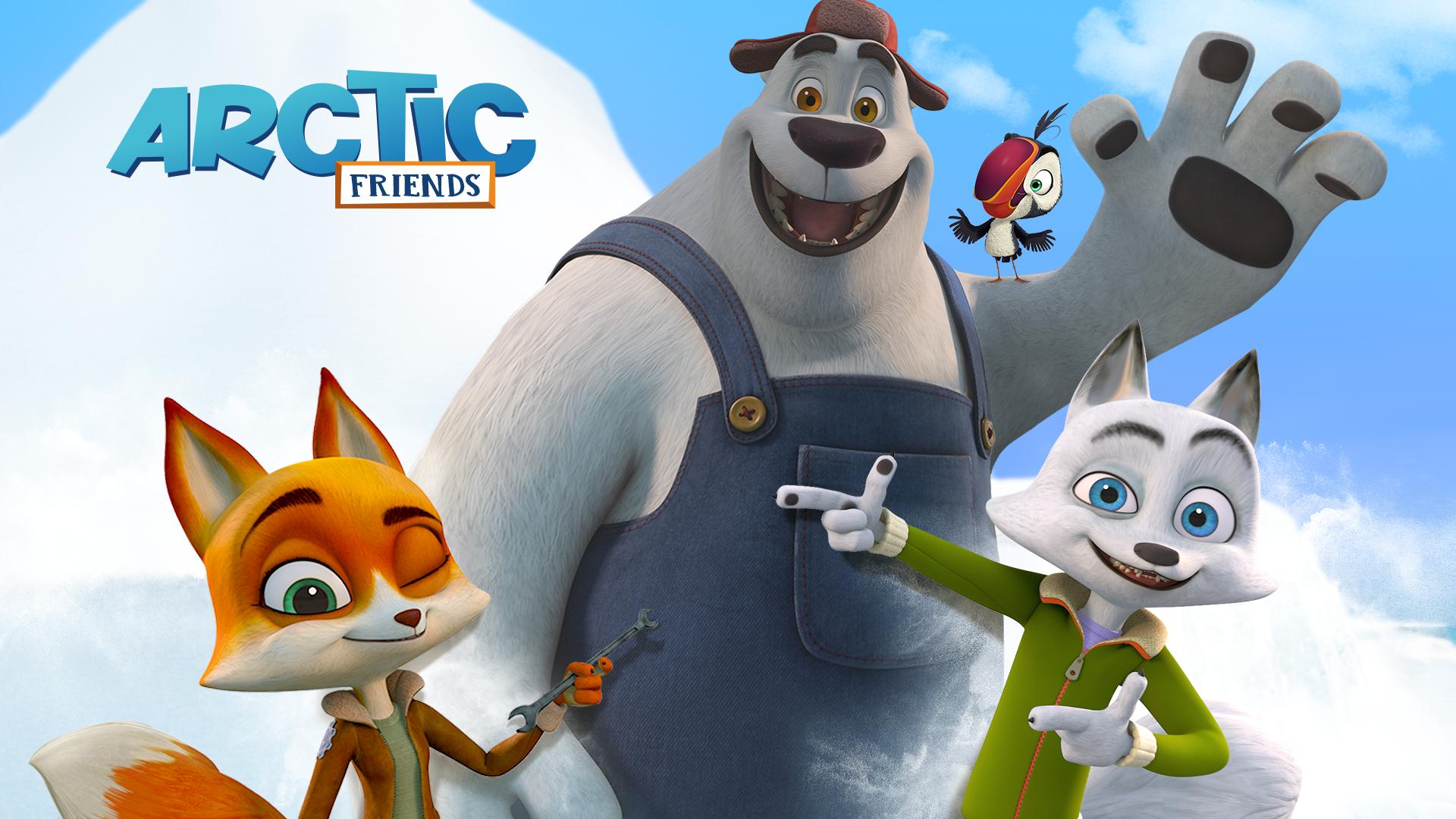Clip: Arctic Friends - Season 1