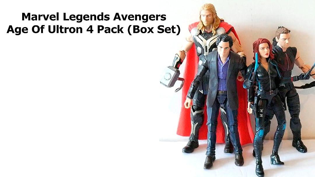 US Marvel Legends Avengers Age of Ultron Doctor Bruce Banner Hulk Action Figure
