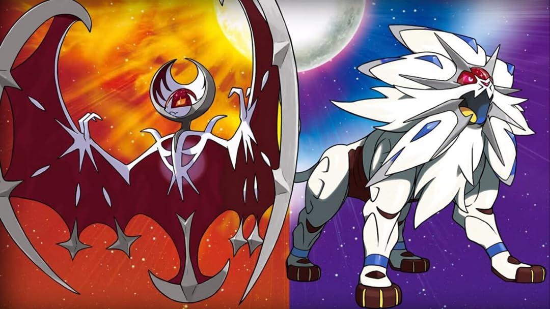 Pokemon Sun and Moon Gameplay on Amazon Prime Instant Video UK
