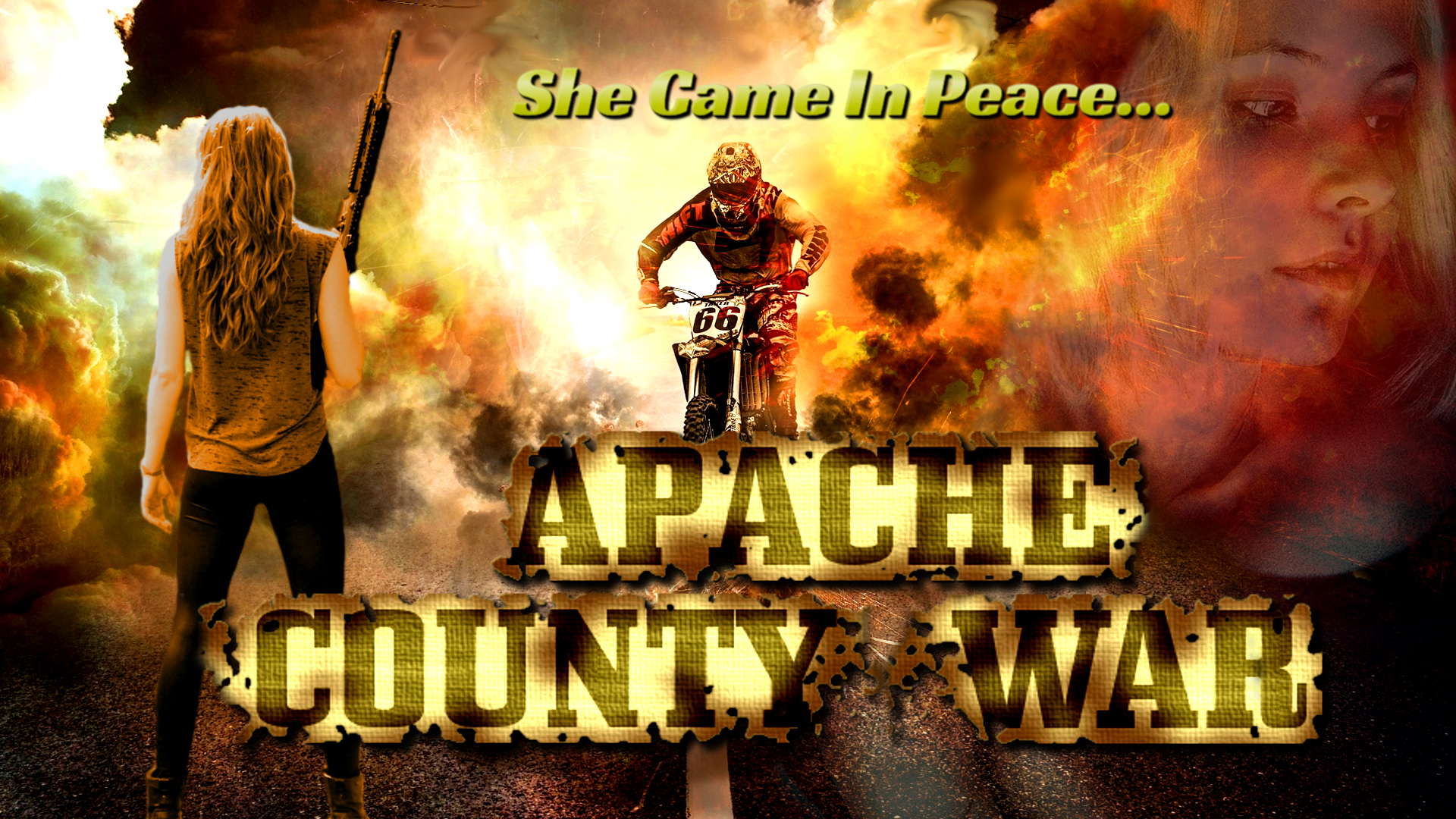 Apache County War on Amazon Prime Instant Video UK