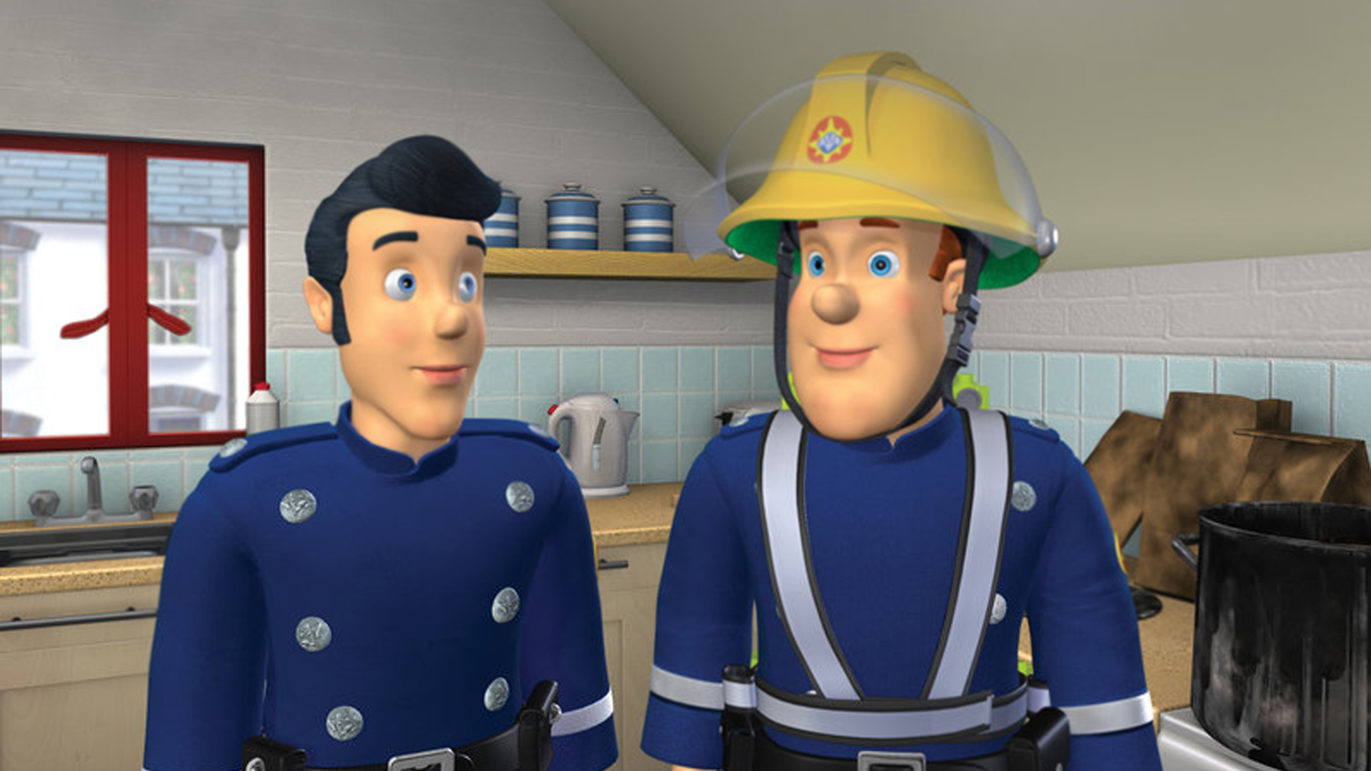 Fireman Sam on Amazon Prime Video UK