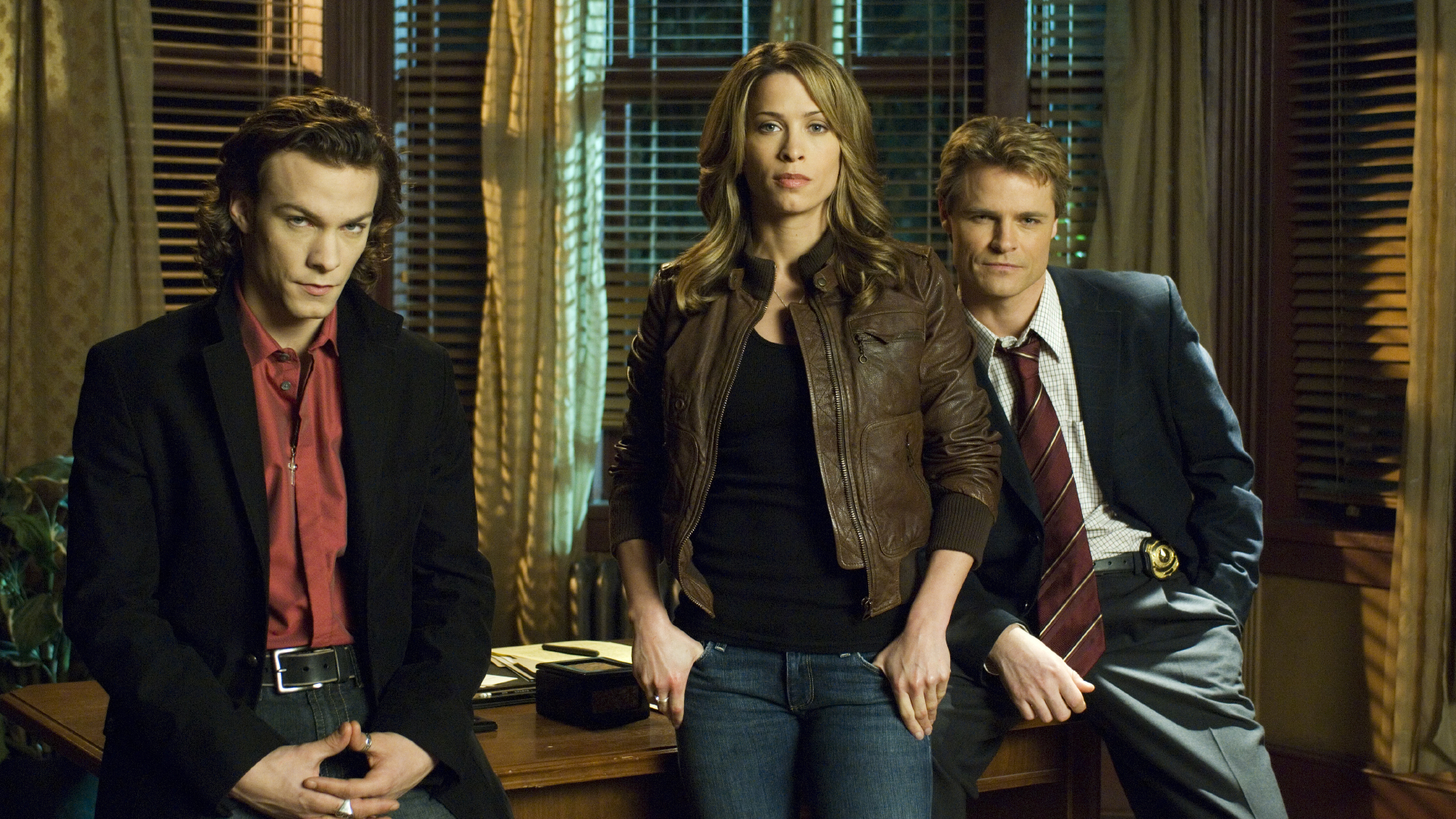Blood Ties on Amazon Prime Video UK