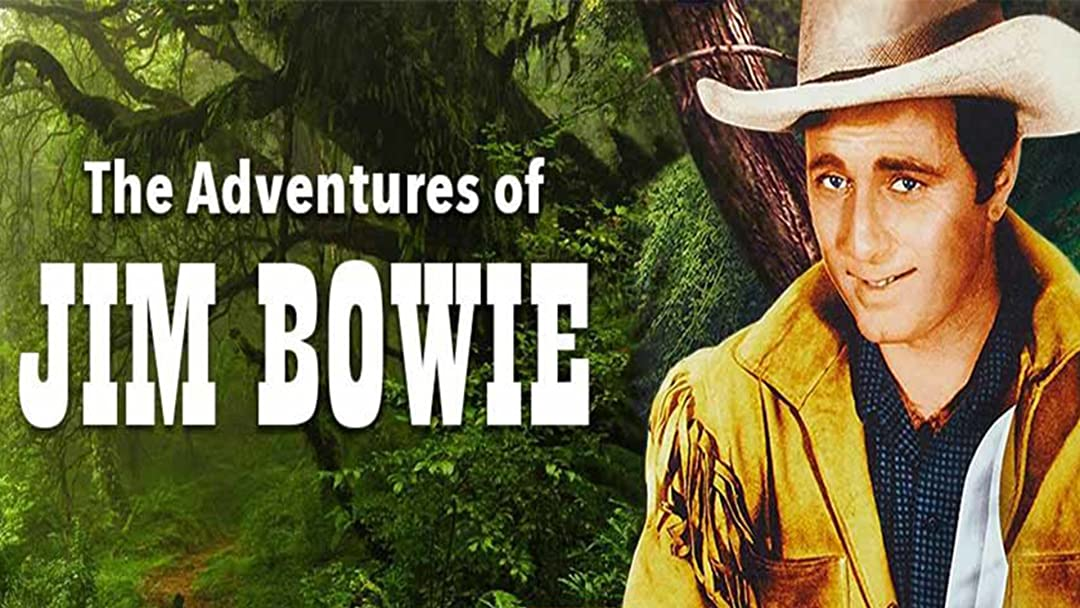 The Adventures of Jim Bowie on Amazon Prime Video UK