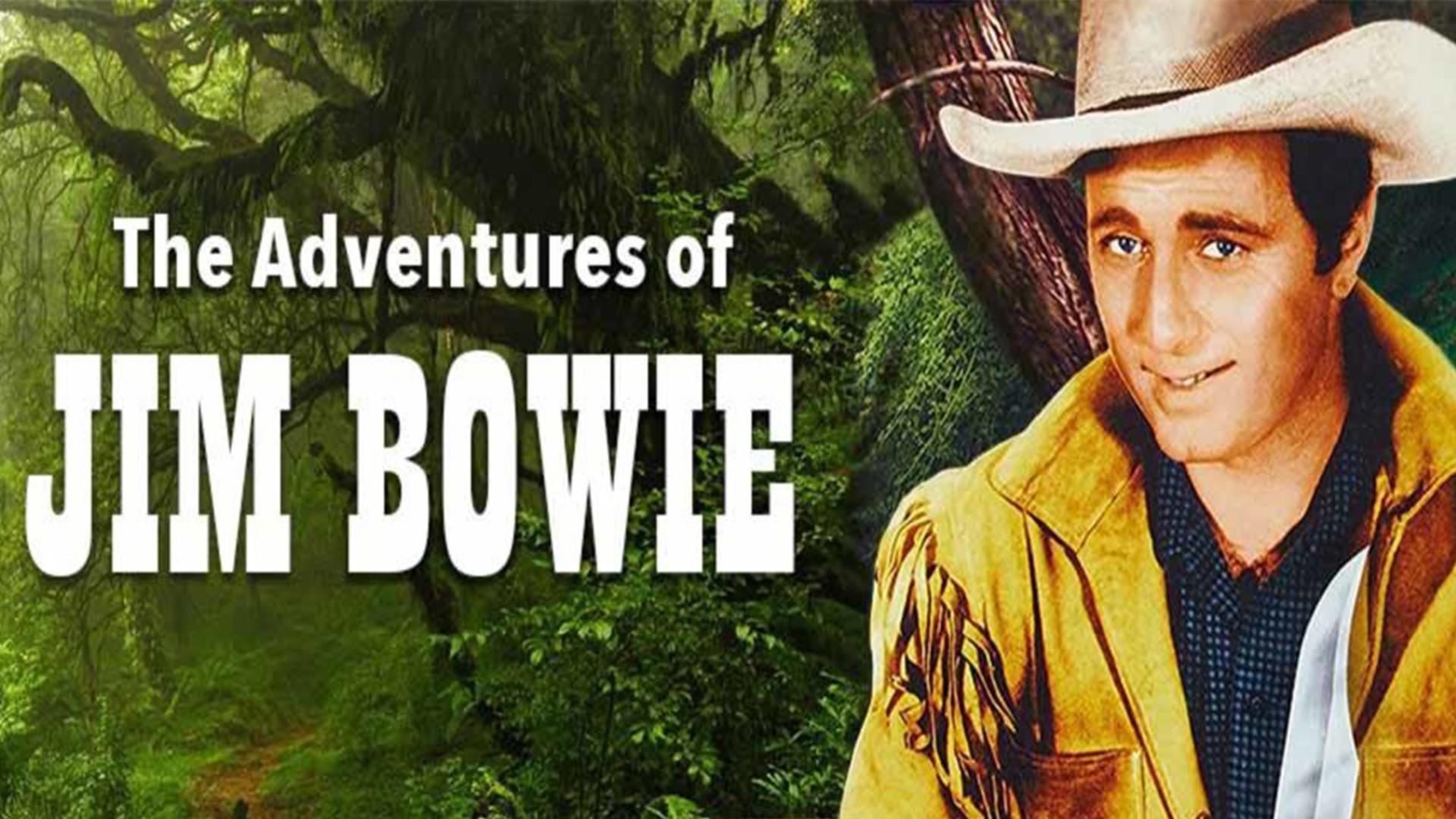 The Adventures of Jim Bowie - Season 1