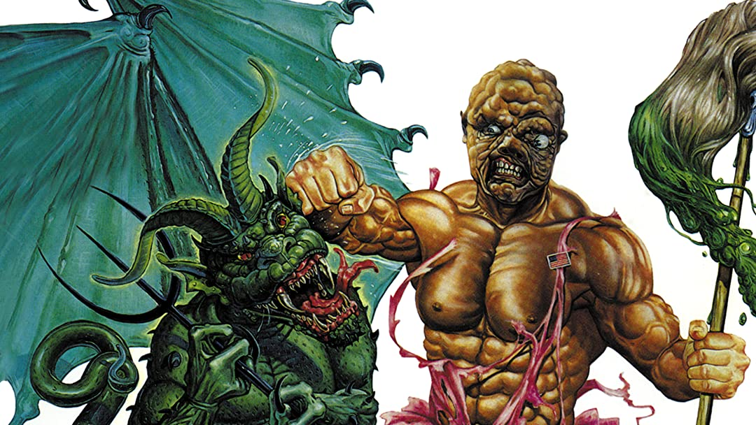 The Toxic Avenger Part III: The Last Temptation of Toxie on Amazon Prime Video UK