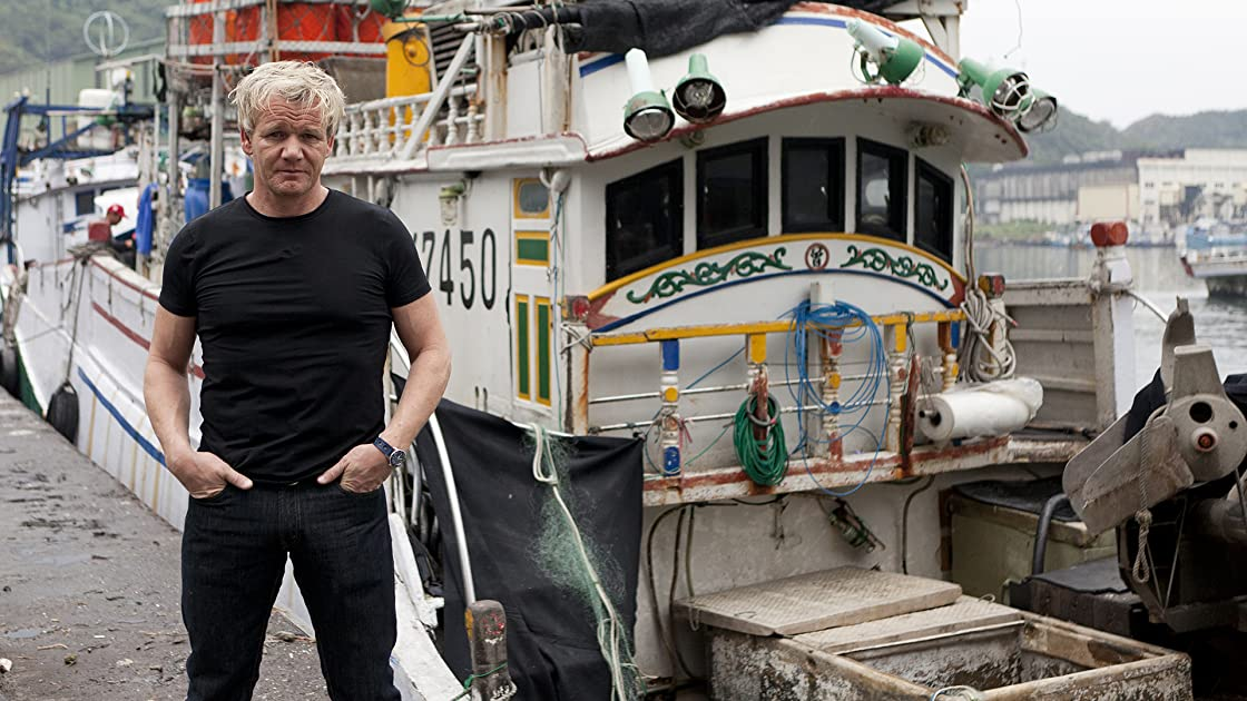 Gordon Ramsay: Shark Bait on Amazon Prime Instant Video UK