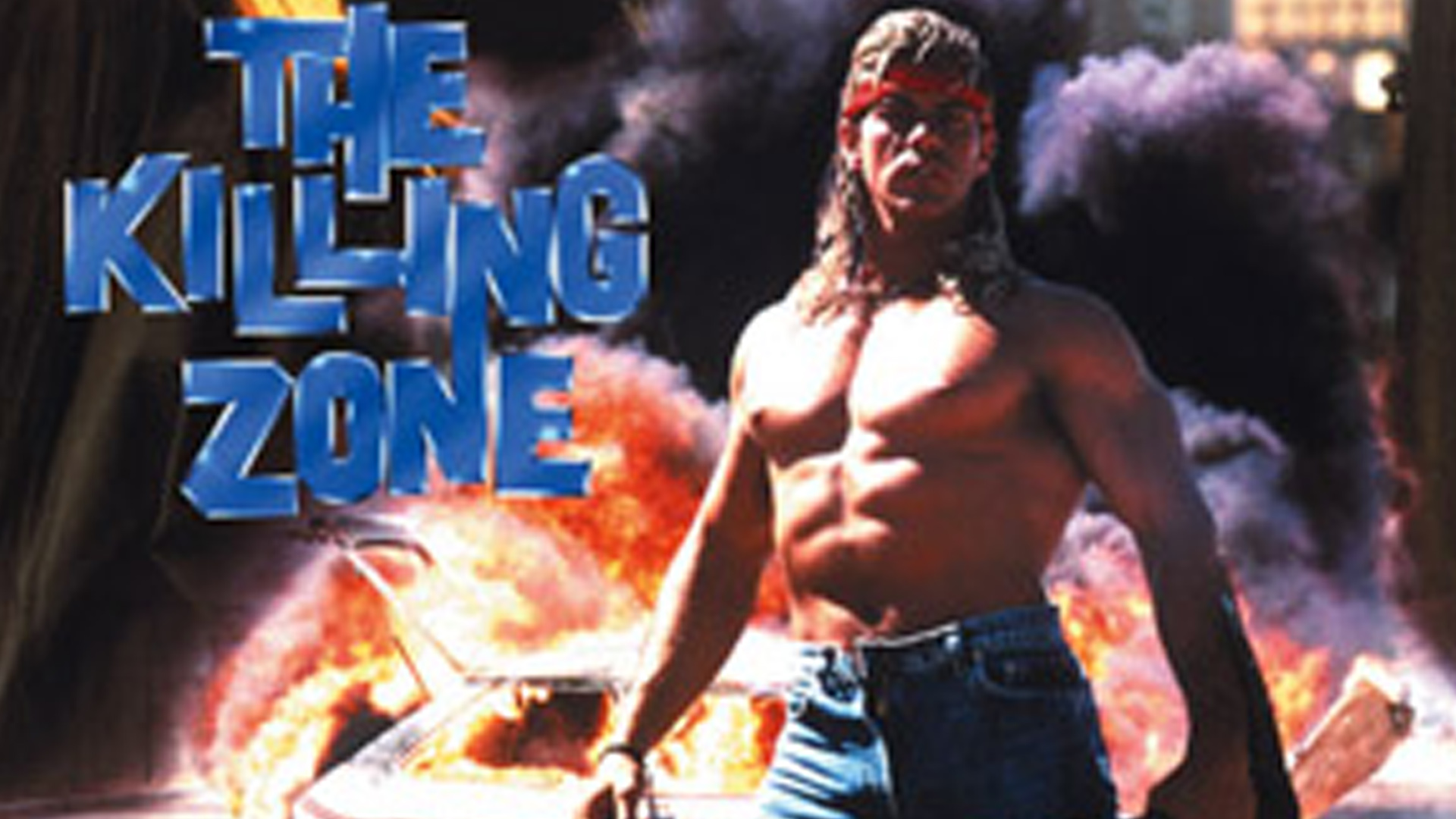 The Killing Zone on Amazon Prime Video UK