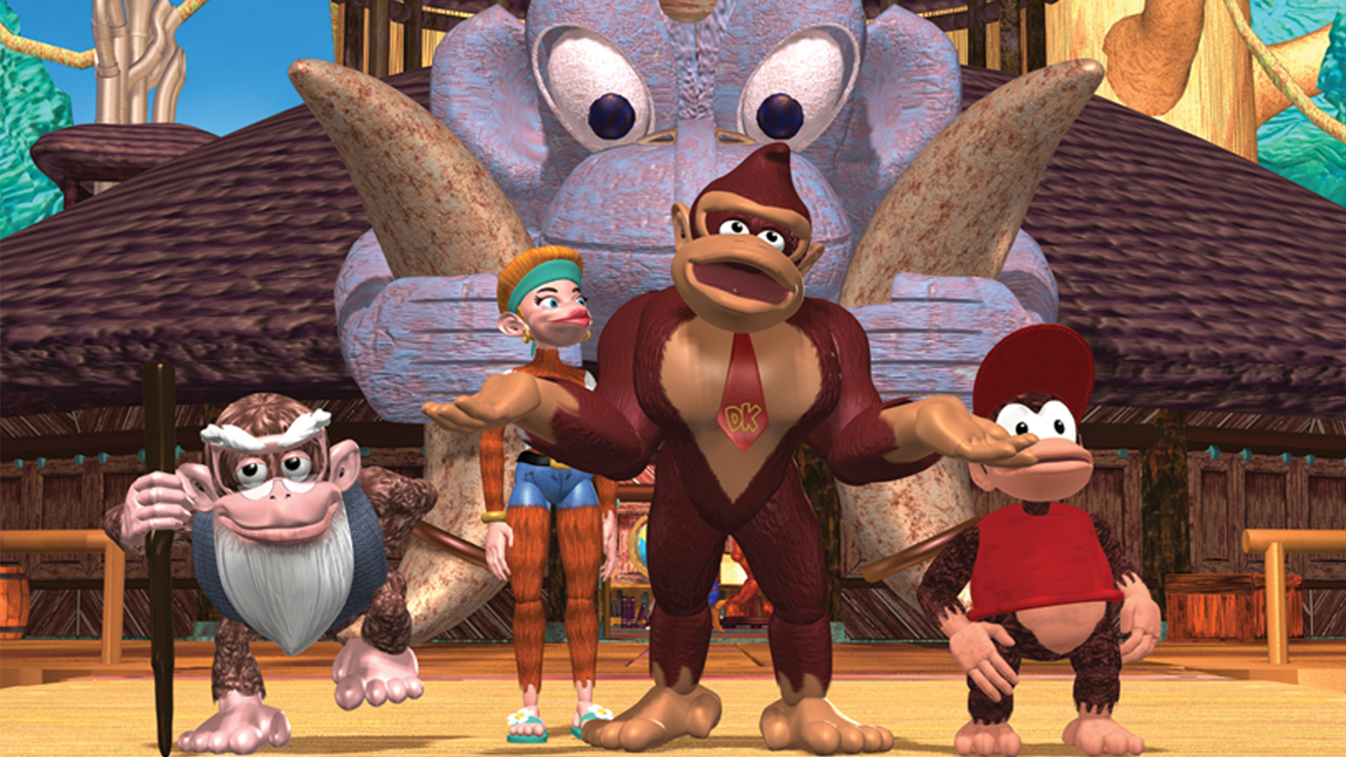 Donkey Kong Country on Amazon Prime Video UK