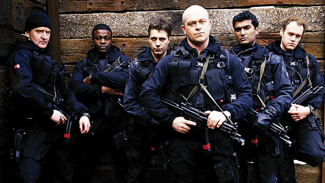Ultimate Force on Amazon Prime Instant Video UK