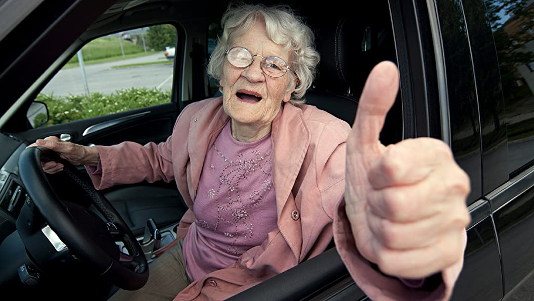 100 Year Old Drivers on Amazon Prime Video UK