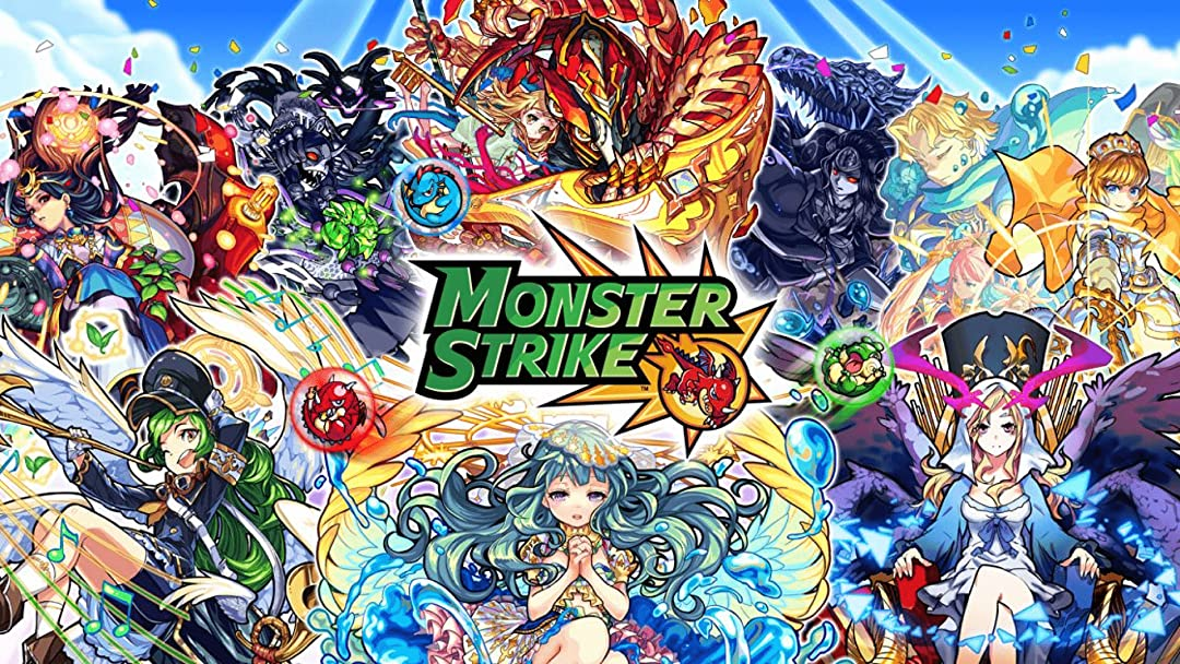 Monster Strike on Amazon Prime Video UK