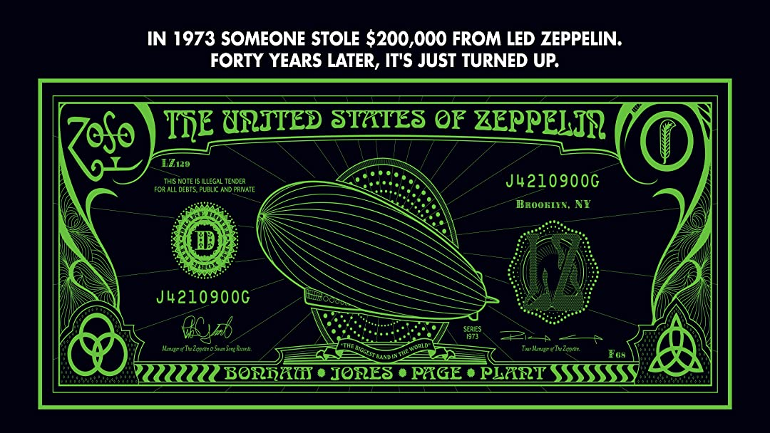 Fleecing Led Zeppelin