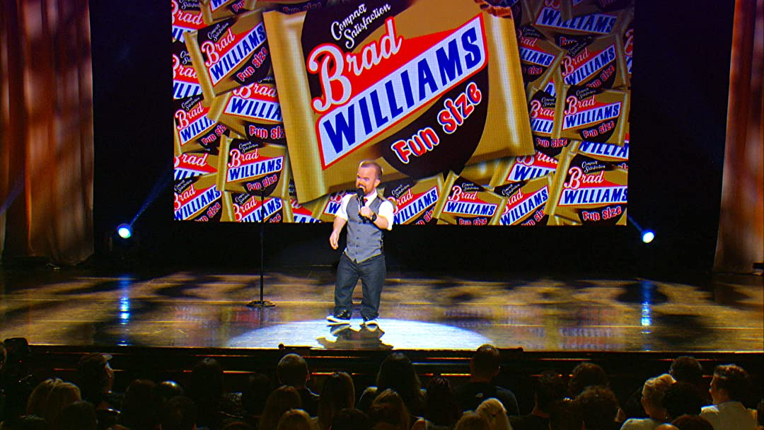 Brad Williams Fun Size
