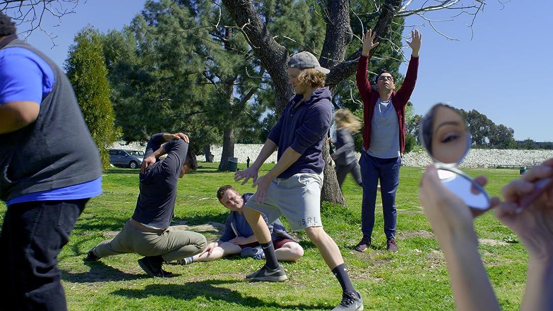 Park Acrobats