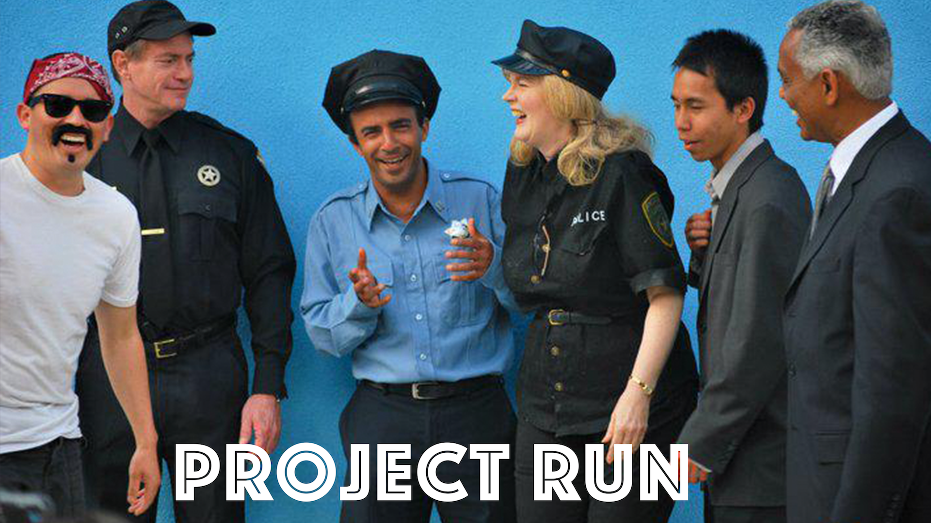 Project RUN! on Amazon Prime Instant Video UK