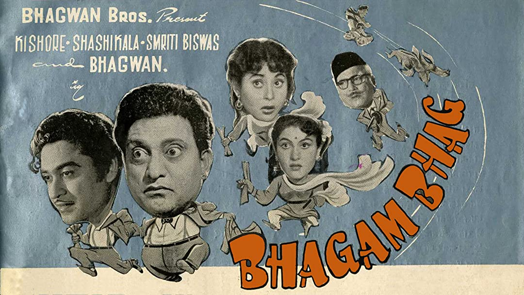 Bhagam Bhag on Amazon Prime Video UK