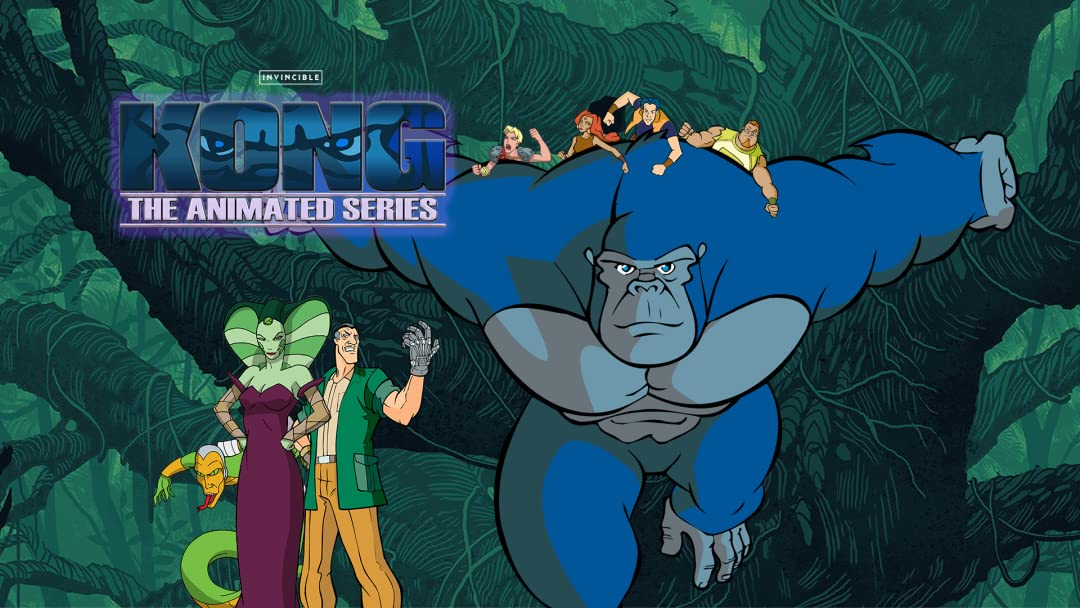 Kong: The Animated Series
