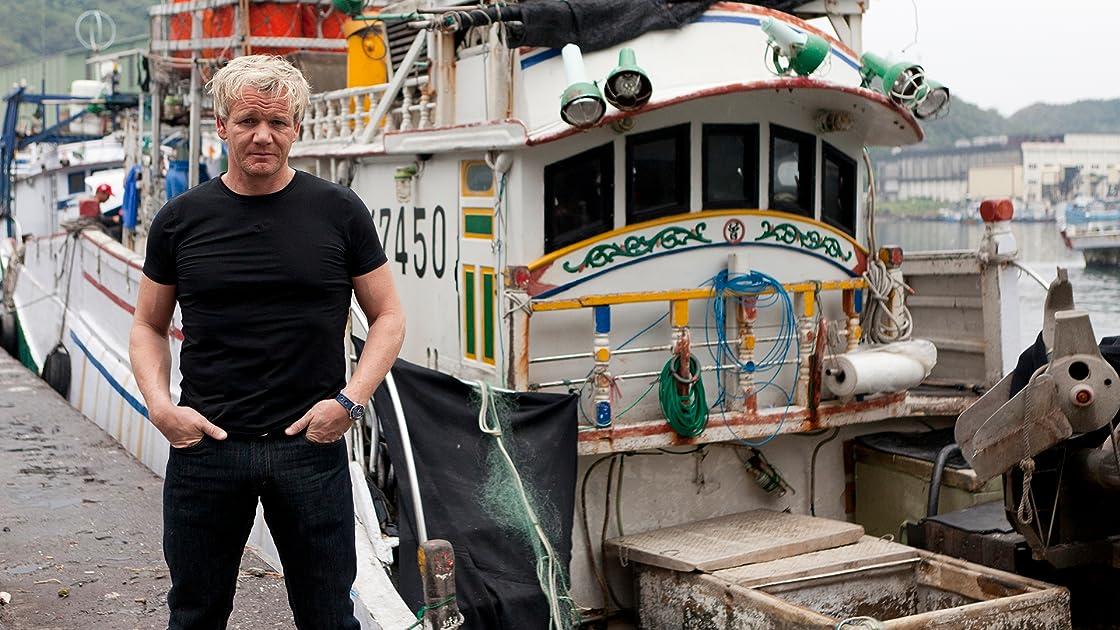 Gordon Ramsay: Shark Bait