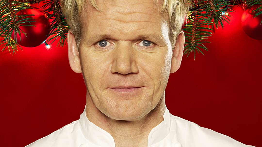 Gordon Ramsay's Christmas Cookalong 2