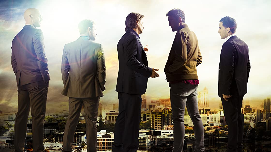 The Almighty Johnsons on Amazon Prime Instant Video UK