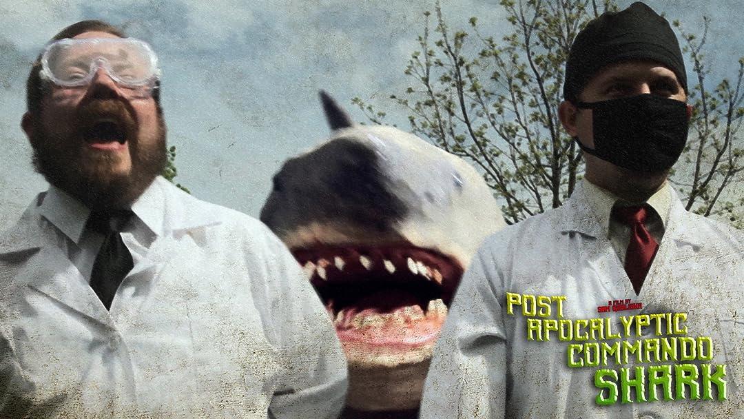 Post Apocalyptic Commando Shark on Amazon Prime Video UK