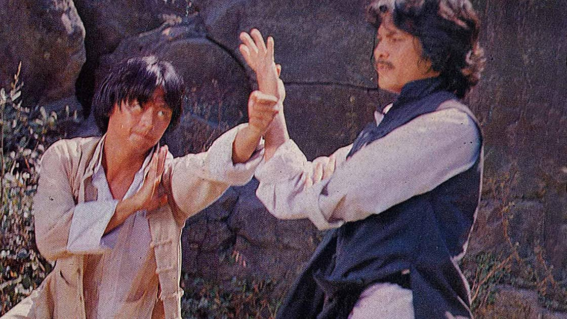 Kung Fu Attraction
